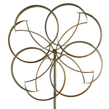 Counterpoint-Lyman-Whitaker-Wind-Sculpture-at-Worthington-Gallery