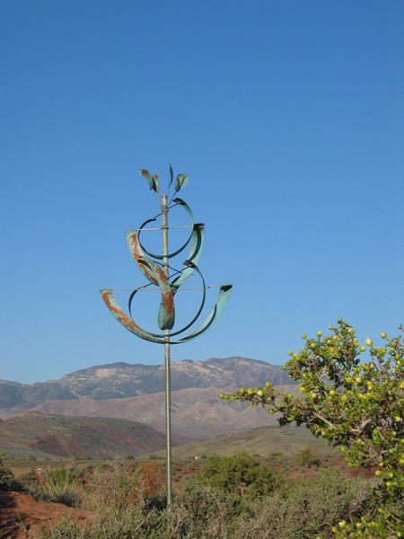 Desert-Lily-Lyman-Whitaker-Wind-Sculptures