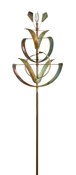 Desert_Lily-Wind-Sculpture-Lyman-Whitaker-at-Worthington-Gallery