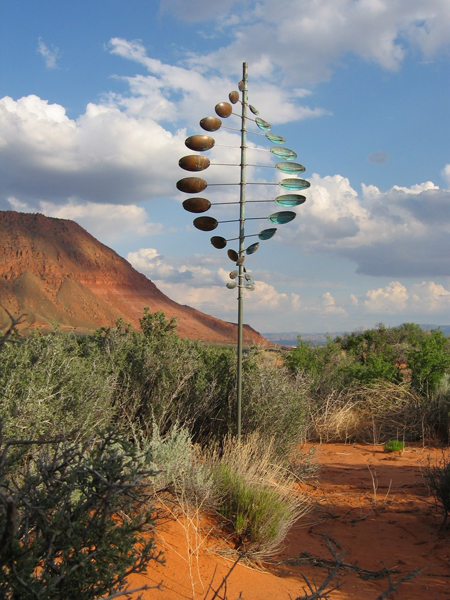 Double-Helix-Horizontal-Wind-Sculpture-Lyman-Whitaker-red-desert