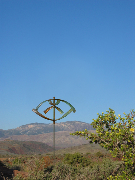 Element-Water-Wind-Sculpture-Lyman-Whitaker-blue-sky