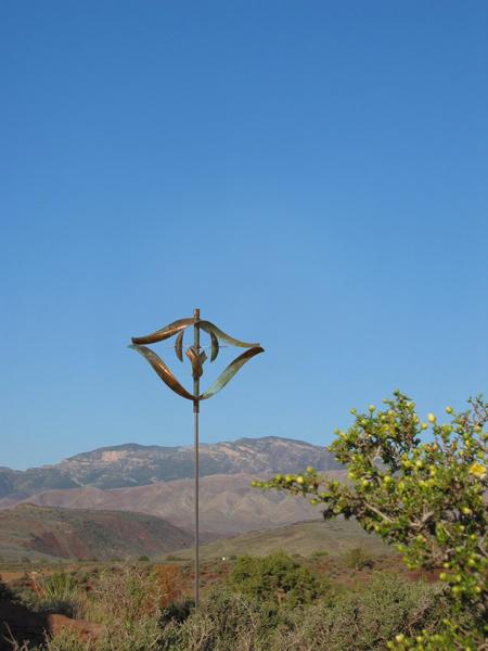 Element Fire-Wind-Sculpture-Lyman-Whitaker-blue-sky