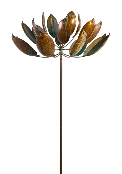 Lotus-Wind-Sculpture-Lyman-Whitaker-Worthington-Gallery