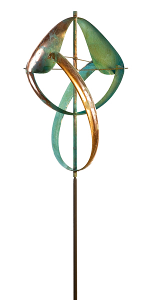 Schooner-Lyman-Whitaker-Wind-Sculpture-Worthington-Gallery