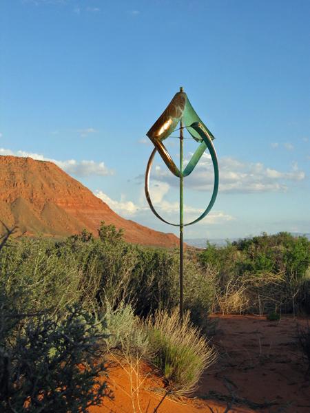 Schooner-Lyman-Whitaker-Wind-Sculpture-red-desert