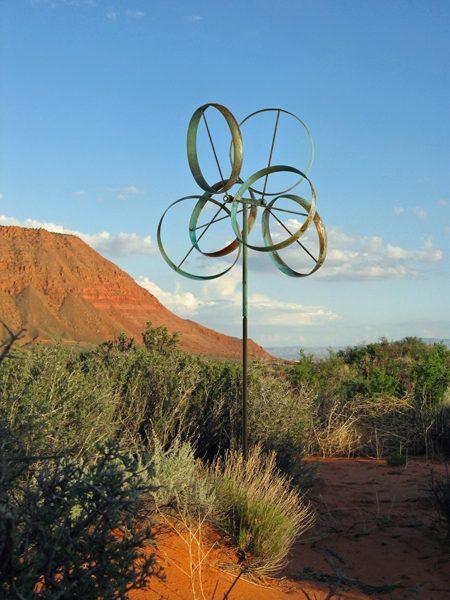 Shamrock-Lyman-Whitaker-Wind-Sculpture-red-desert
