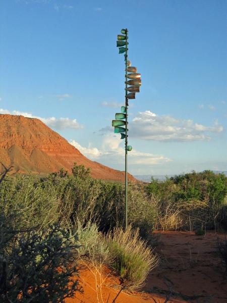 Wave-Wind-Sculpture-by-Lyman-Whitaker-red-desert