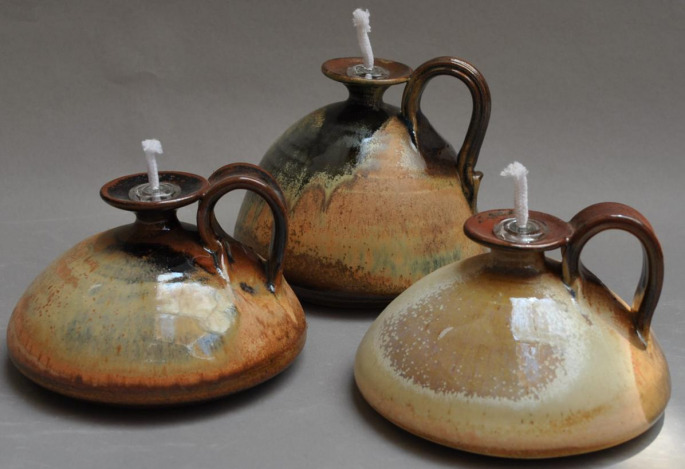 Oil Lamp Worthington Gallery